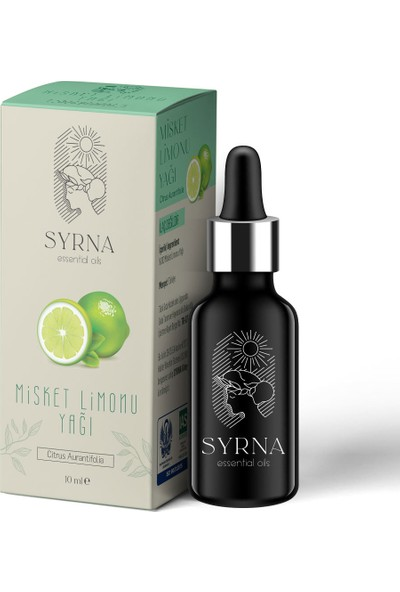 Syrna Misket Limonu Yağı 10 ml