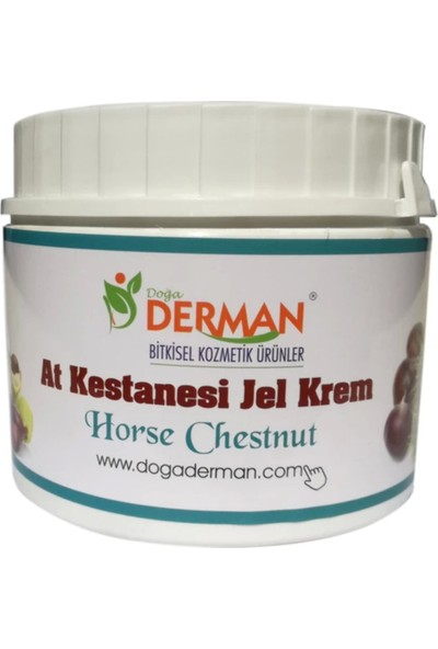 Derman At Kestanesi Kremi