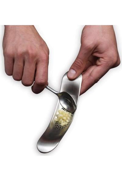 Penguen Döküm Sarımsak Ezeceği 18 cm