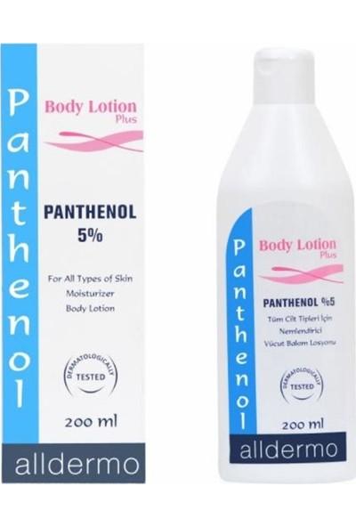 Alldermo Panthenol Body 200ml Losyon