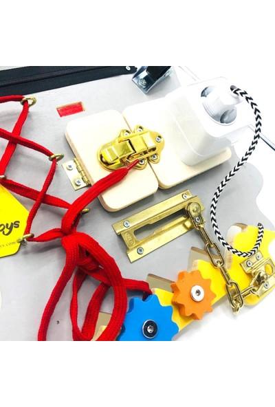 Woyt Toys Aktivite Tahtası - Kirpi