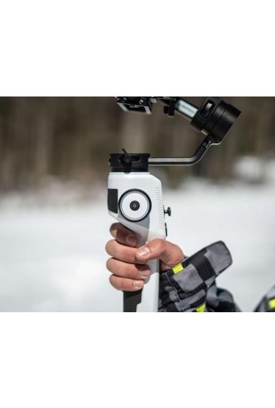 Moza Aircross 2 Kamera Gimbal Beyaz (Standart Kit)