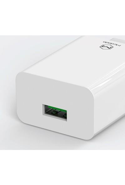 Mcdodo CH-6610 Qc3.0 Destekli 18W Şarj Adaptörü - Beyaz