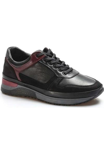 Fast Step Deri Erkek Sneaker Ayakkabı 856MA1633