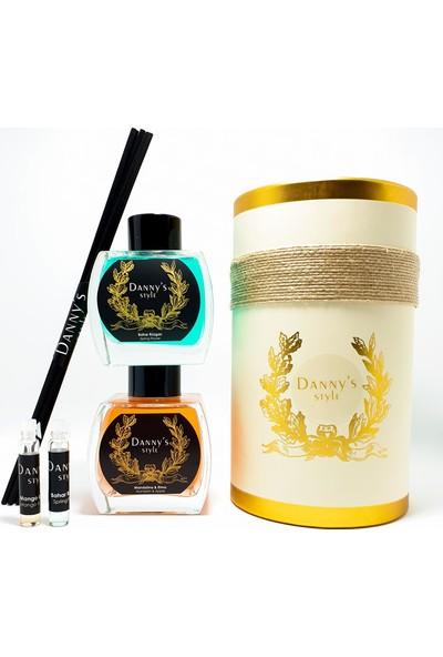 Danny's Style Bahar Rüzgarı & Mandalina Elma 2'li 120 ml Oda Kokusu