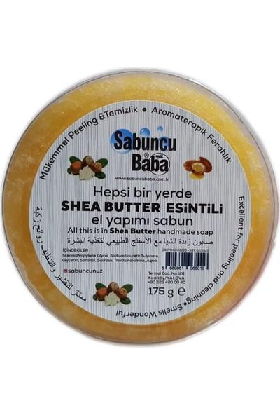 Sabuncu Baba Shea Butter Esintili Süngerli Sabun 175 gr