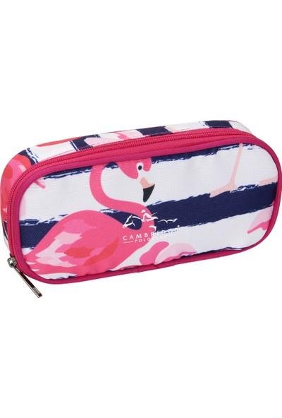 Cambridge Polo Club Kalem Çantası PLKLK40038 216 Flamingo