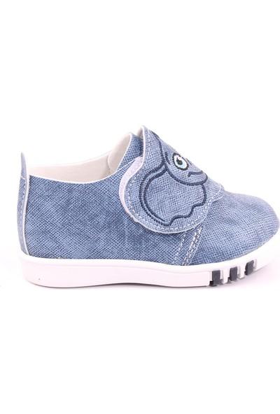 Akıllı Şirin İlk Adım Erkek Çocuk Mevsimlik Ayakkabı Kot