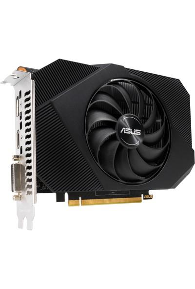Asus GeForce PH GTX 1650 4GB OC 128Bit GDDR6 (DX12) PCI-Express 3.0 Ekran Kartı (PH-GTX1650-O4GD6)