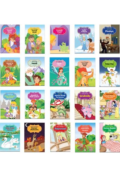 Renkli Dünya Çocuk Klasikleri Seti (20 Kitap)