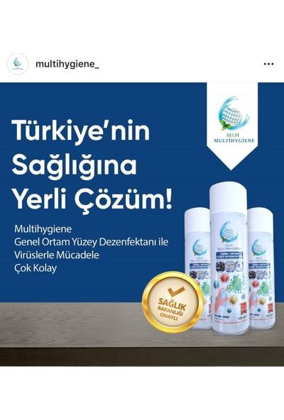 Multi Hygiene Sprey Genel Ortam ve Yüzey Dezenfektanı
