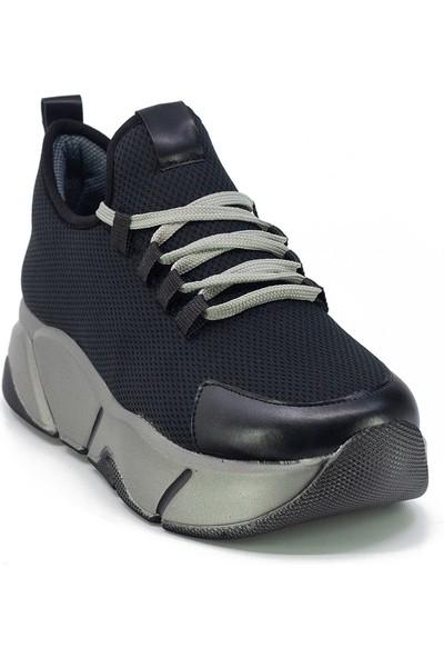 Eşle 20Y 505 Kadın Spor Ayakkabı Gümüş