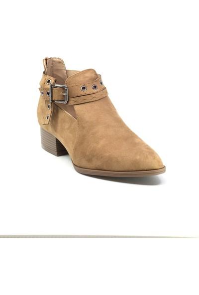 Eşle 20K West Kadın Günlük Ayakkabı Camel