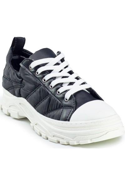 Eşle 20K Paro Kadın Günlük Spor Ayakkabı Siyah