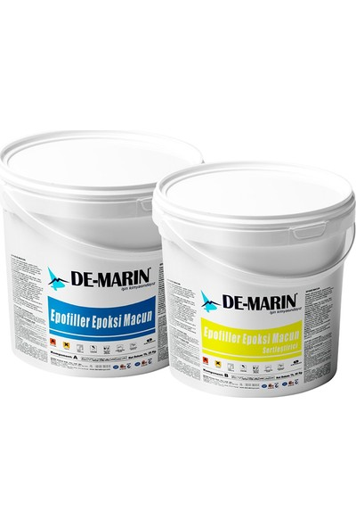 Demarin Epofiller Epoksi Dolgu Macun 1 kg