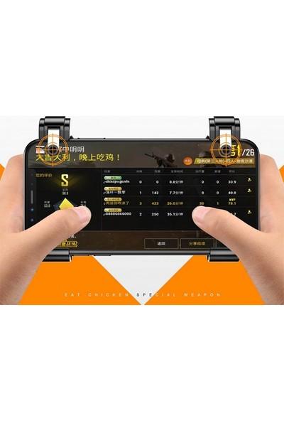 Memo AK47 L1R1 Pubg Oyun Tetik Mobil Oyun Tetik Aparatı AL-32571