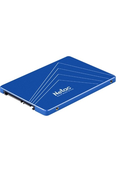 "Netac N535S 2.5"" 120GB 560MB-520MB/s Sata 3 SSD NT01N535S-120G-S3X"