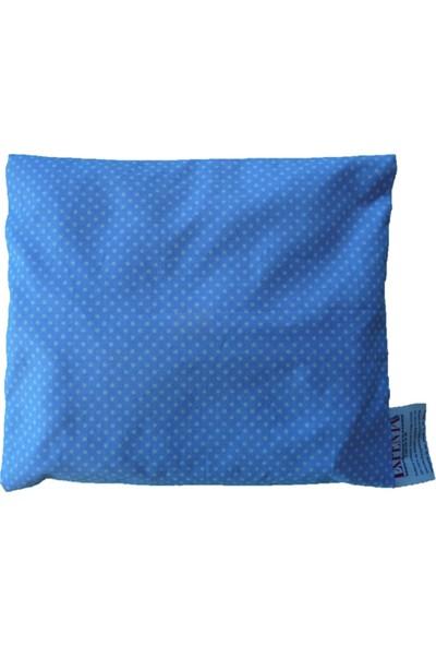 Lapenta Kiraz Çekirdekli Mini Kare Yastık