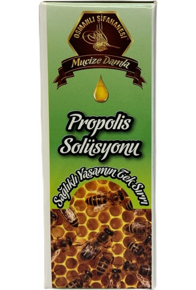 BOZDAĞ Propolis 20 ml