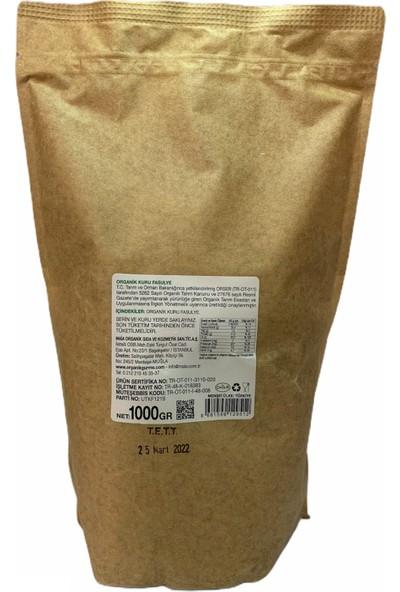 Organik Gurme Kuru Fasulye 1 kg
