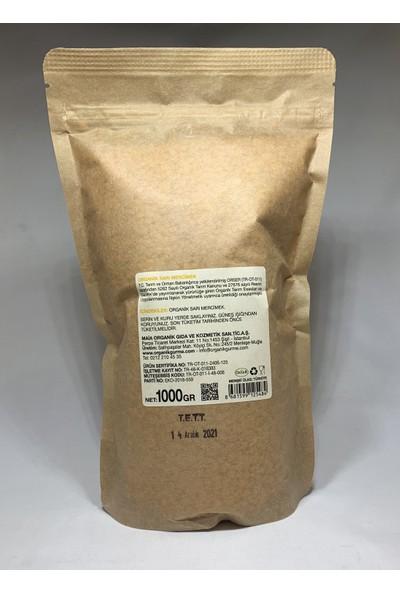 Organik Gurme Sarı Mercimek 1 kg