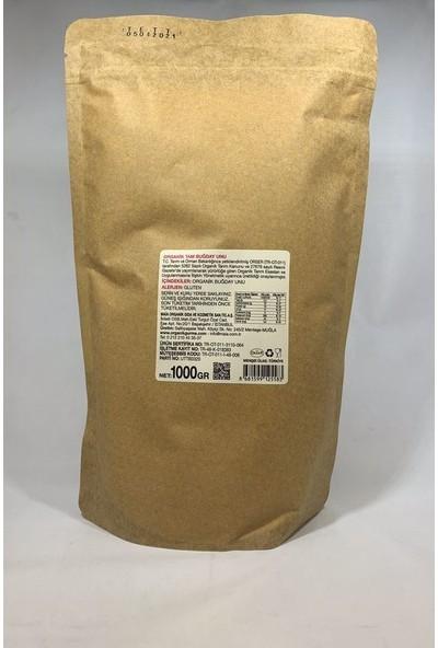 Organik Gurme Tam Buğday Unu 1 kg