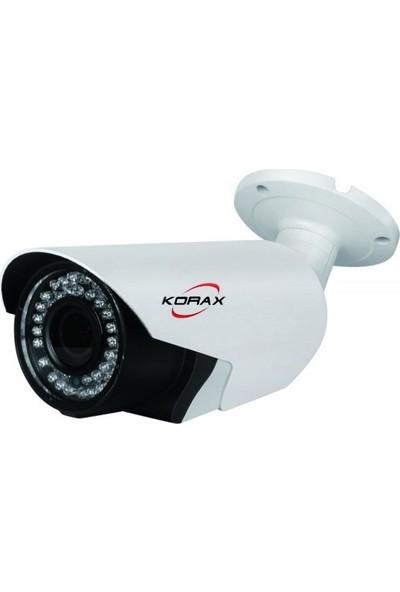 Korax IP-8300 Ip Kamera Varifocal 1.3mp 2.8-12MM Metal Kasa