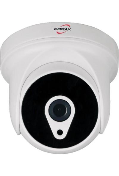 Korax AHD-5300 Ahd Kamera Dome 2mp 3.6mm 1080P