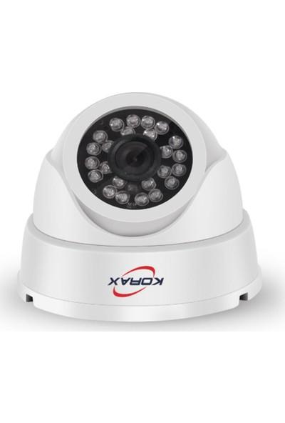 Korax AHD-5500 Ahd Kamera Dome 1.3mp 3.6mm