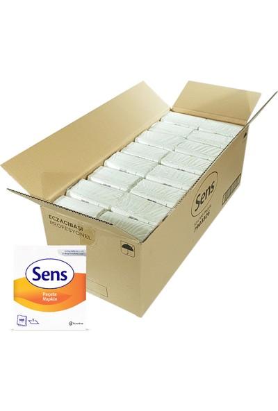 Sens Kağıt Peçete - 100 Yaprak x 32 Paket