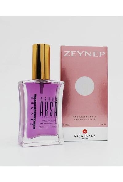 Aksa Esans Zeynep Edt 50 ml Beyan Parfüm