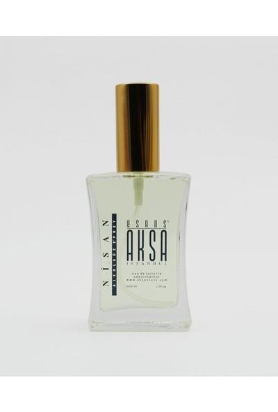 Aksa Esans Nisan Edt 50 ml Kadın Parfüm