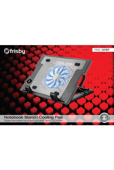 "Frisby FNC-37ST 14cm Fan 2USB Port 10""-17"" Uyumlu Notebook Soğutucu"