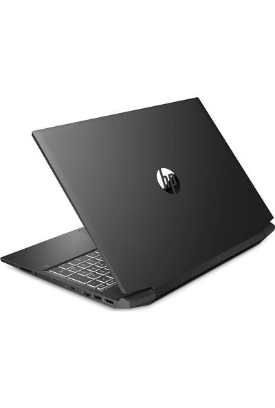 "HP Pavilion Gaming 16-A0007NT Intel Core i7 10750H 8GB 512GB SSD GTX1650Ti Freedos 16.1"" FHD Taşınabilir Bilgisayar 1Y7G6EA"