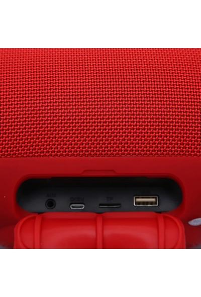 Twinix E66 Boombox Su Geçirmez Taşınabilir Bluetooth Hoparlör