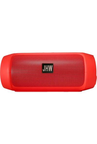 Twinix Jhw Charge 2 Taşınabilir Bluetooth Hoparlör Su Geçirmez Kablosuz Ses Bombası