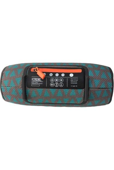 Twinix Xtreme G Bluetooth Hoparlör Su Geçirmez Taşınabilir Kablosuz Ses Bombası + Taşıma Askısı