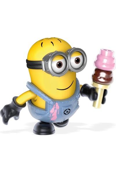 Despicable Minion Mega Construx Mini Dondurma Oyuncak