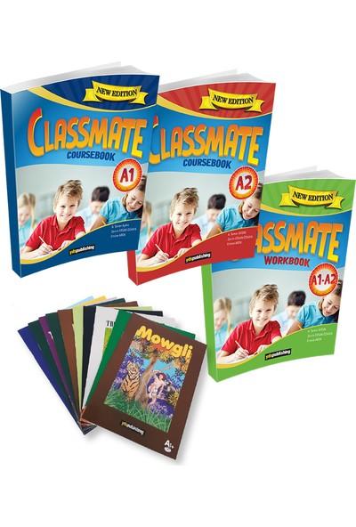 Ydspublishing Yayınları New Edition Classmate Grade 5 A1 A2