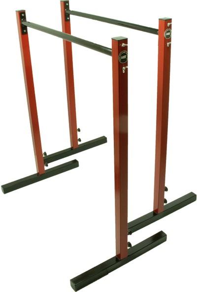 Atölye Hobi Tasarım Parallette Bars - Dips Bar - Biceps