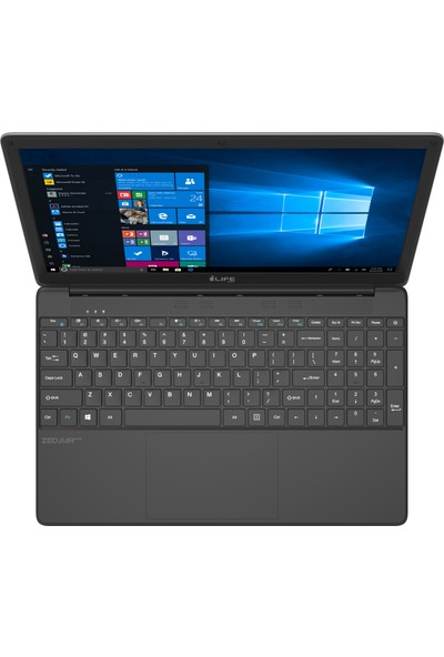 "i-Life Zed Air CX5 Intel Core i5 5257U 8GB 256GB SSD Windows 10 Home 15.6"" FHD Taşınabilir Bilgisayar"