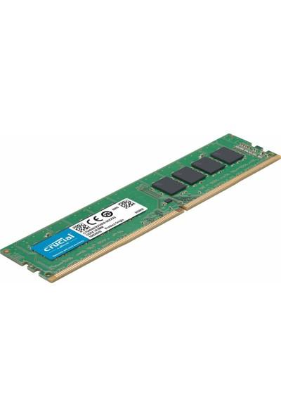 Crucial 8GB 2666MHz UDIMM CL19 DDR4 PC Ram CT8G4DFRA266