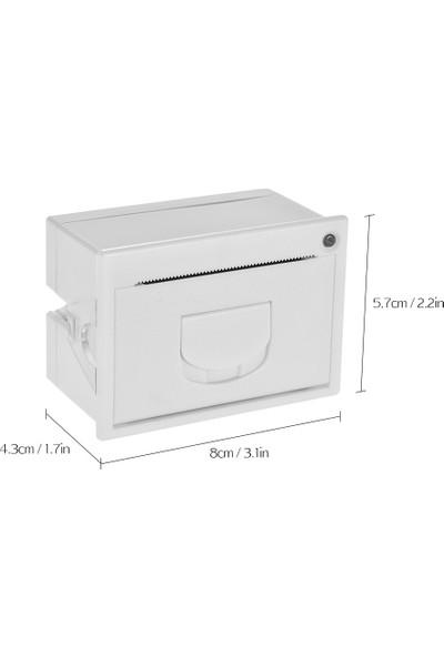 Goojprt QR204 58 mm Mini Gömülü Makbuz Termal Yazıcı (Yurt Dışından)