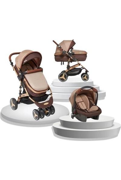 Joell Truva 1711 Travel Sistem Bebek Arabası 2020