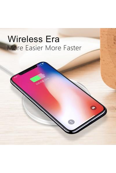 Buyfun IPhone ve Tüm Qı Standart Akıllı Telefonlar Için Ultra Kablosuz Şarj (Yurt Dışından)