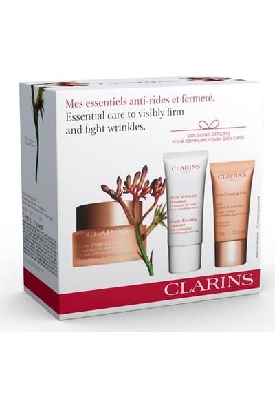 Clarıns Extra-Firming Jour Toutes Peaux All Skin Types Set 3