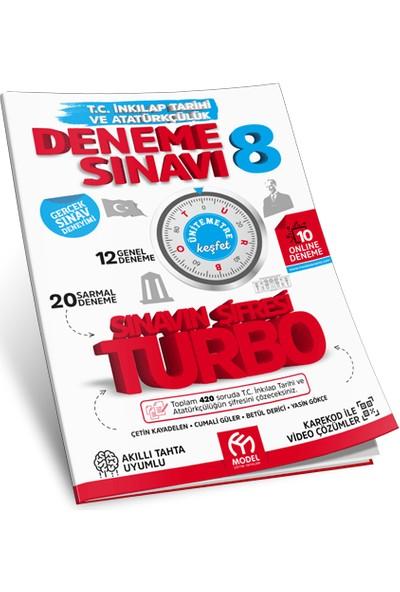 Model Eğitim 8. Sınıf Inkılap Tarihi Turbo Deneme Sınavı