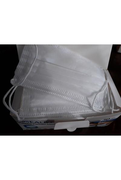 Sealife Ultrasonik Cerrahi Maske Telli 3 Katlı Tip-1 50'li 3 Adet