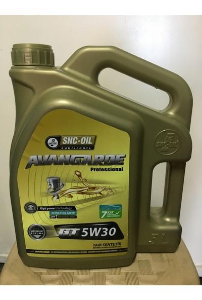 Snc Oil 5W-30 Avangarde 5 lt