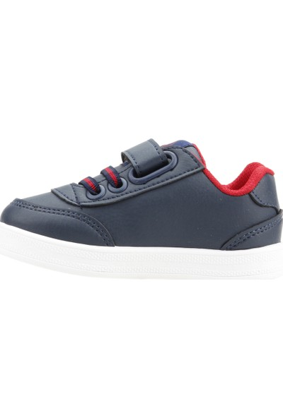 U.s. Polo Assn Cameron Wt Kız/Erkek Çocuk Spor Ayakkabı Lacivert
